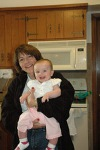 Keira and Grandma