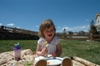 Keira's Backyard Picnic